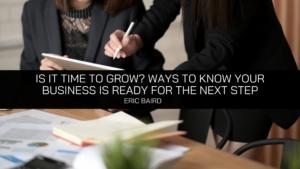 Eric Baird